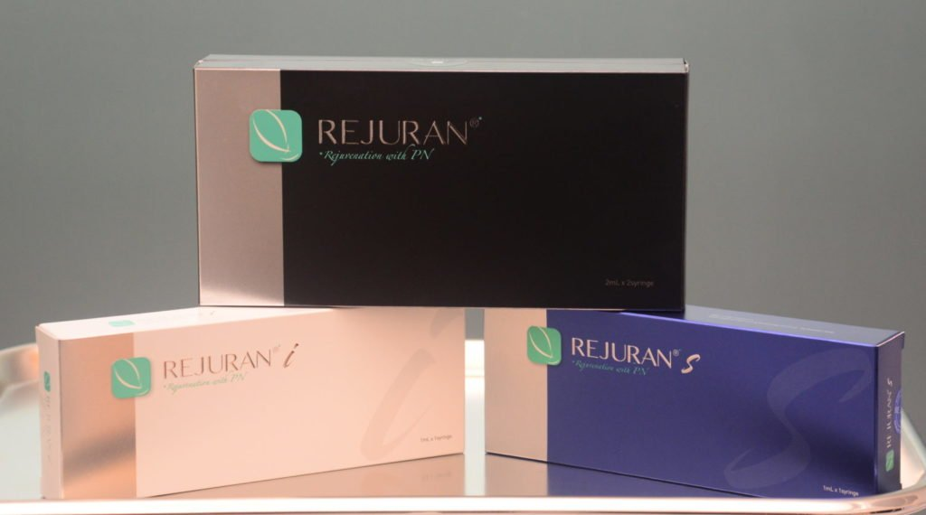 What are the differences between the Rejuran products?